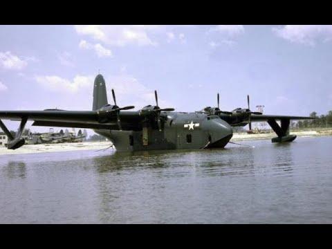 America's Biggest WW2 Plane - The Martin Mars