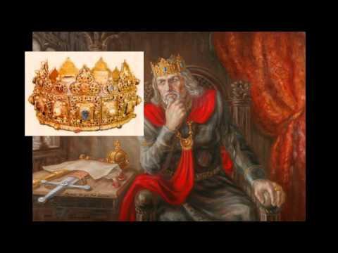 Asmenybės. Karalius Mindaugas.