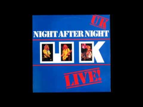 UK - Night After Night Live in Japan 1978 (Full Album)