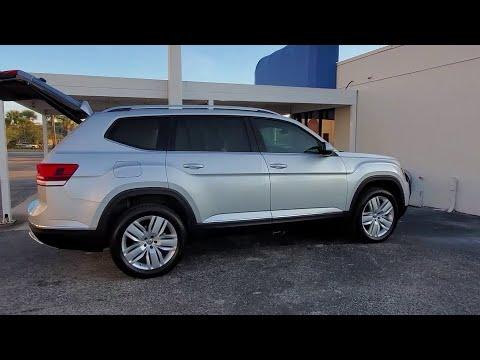 2019 Volkswagen Atlas Orlando, Sanford, Kissimme, Clermont, Winter Park, FL 91232