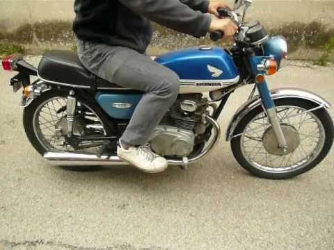1971 honda cb175 super classic vintage japanes motorcycle youtube 1971 honda cb175 super classic vintage japanes motorcycle sciox Images