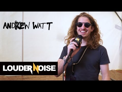 ROTR 2016: Andrew Watt talks being 'Rock As F*ck' - Louder Noise
