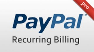 Ruby on Rails - Railscasts PRO #289 PayPal Recurring Billing (pro)