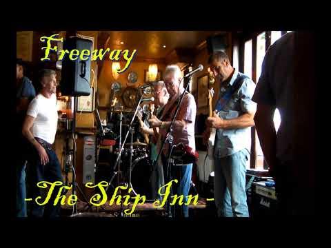Freeway The Ship Inn Folkestone Kent August 2017