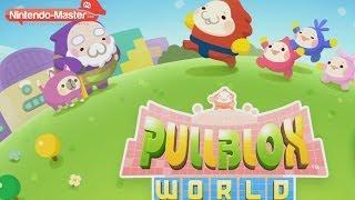 Wii U - PullBlox World - Les 20 premiers puzzles
