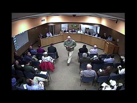 City of Nogales, AZ. Special Council Meeting. February 16, 2017