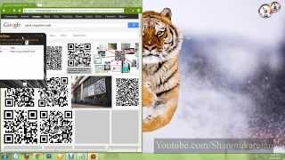 How to Scan QR-Code from Computer