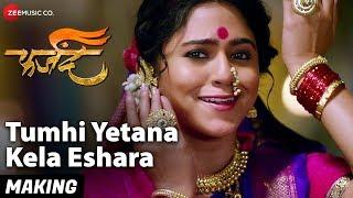 tumhi-yetana-kela-eshar---making-farzand-mrunmayee-deshpande-vaishali-samant
