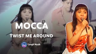 MOCCA - TWIST ME AROUND | LIVE PERFORMANCE AT MOCCA SECRET SHOW 19th ANNIVERSARY