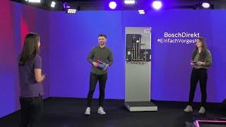 BoschDirekt #EinfachVorgestellt Wohnungsstationen