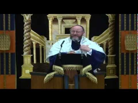The Installation of Rabbi Ephraim Mirvis as Chief Rabbi