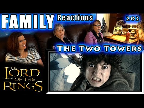 The Lord of the Rings 2   The Two Towers   FAMILY Reactions   202   Fair Use