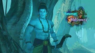 "Happy Shree Rama Navami from ""Hanuman Vs Mahiravana"" Movie team"