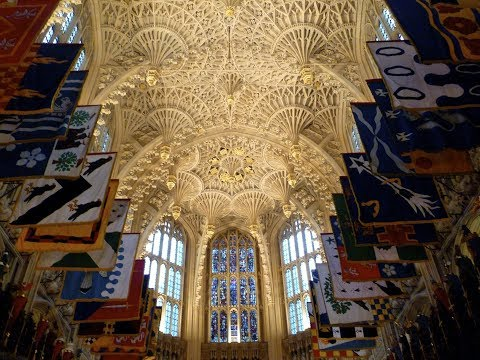 Henry VII Chapel, Westminster Abbey