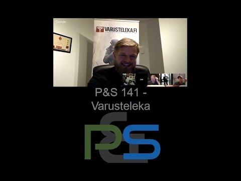 P&S 141 - Varusteleka
