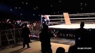 WWE in Malaysia John Cena vs Seth Rollins by JLMK STUDIO