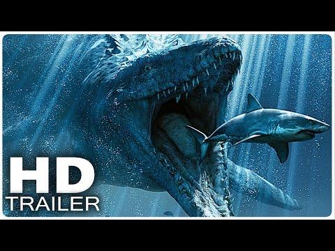 Jurassic World Alle Trailer (Jurassic Park 4 Trailer German Deutsch) 2015