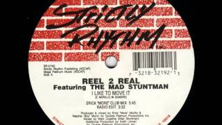 REEL 2 REAL - I LIKE TO MOVE IT (RADIO EDIT)