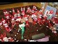 Elf on the shelf crazy slumber party