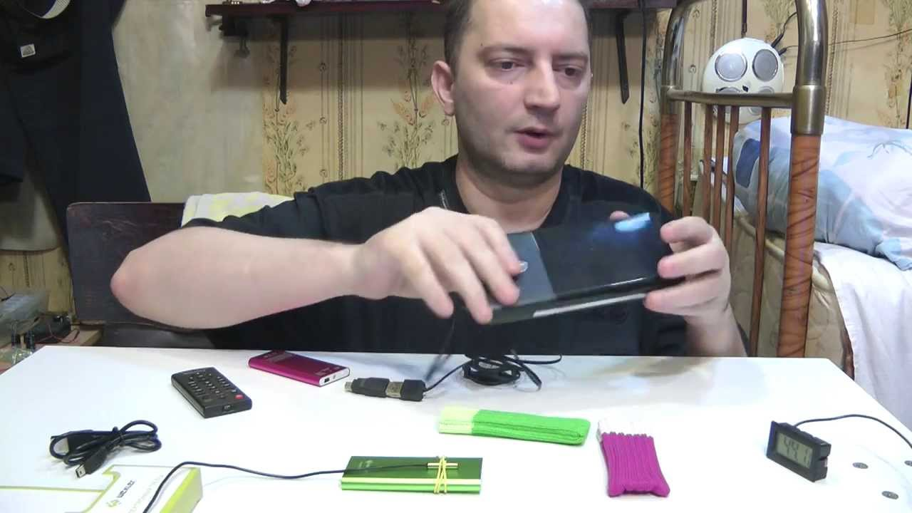 USB Грелка heat usb Hand Warmer Heating Wexler HW-01 - YouTube