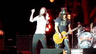 Slash ft. Myles Kennedy - Starlight (Live - Download Festival, Donington, UK, June 2012)