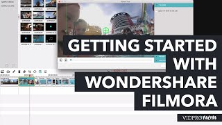 Getting Started with Wondershare Filmora for GoPro Editing