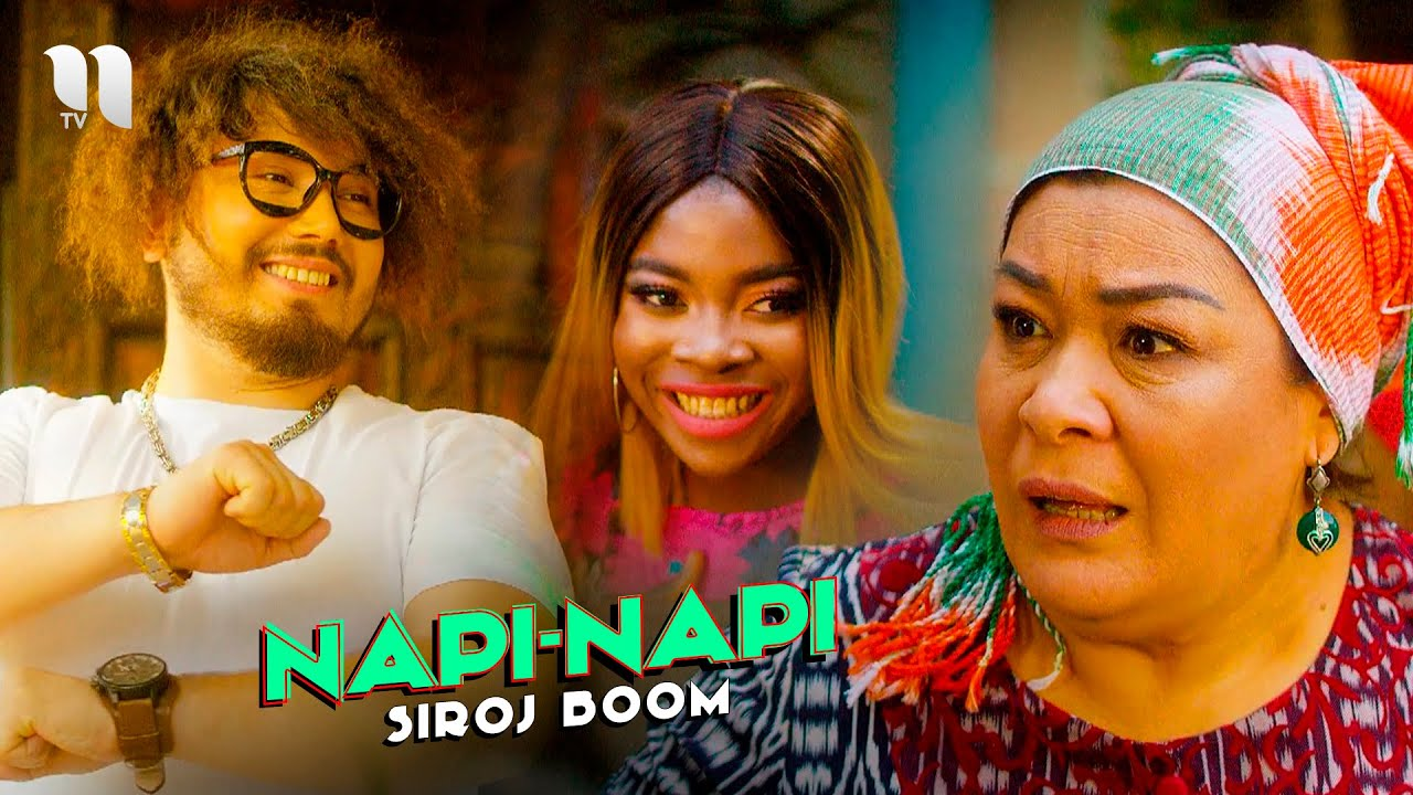 Siroj Boom - Napi-napi (Official Music Video)