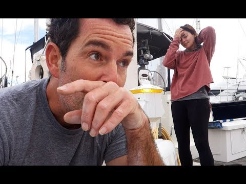 We inflated the liferaft (do NOT try this at home!) (Sailing Ruby Rose) S2E3