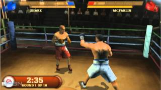 Fight Night Round 3 Over The Top Super Cheats (psp/ppsspp)