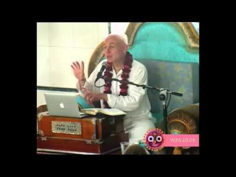 Шримад Бхагаватам 1.2.8 - Ачьюта Прия прабху