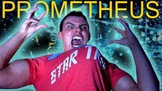 Prometheus SPOILER Movie Review
