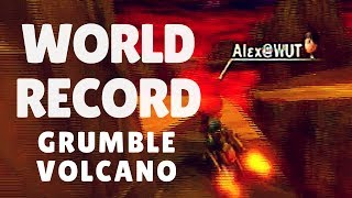 [Mario Kart Wii - World Record] Grumble Volcano 19.259 by KingAlex