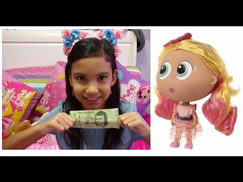 GASTÉ $200 EN TIENDA DE $15 CON BERINAIZ Y MIS AMIGAS DISTROLLER JUGUETES
