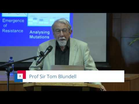 Public lecture by Prof Sir Tom Blundell