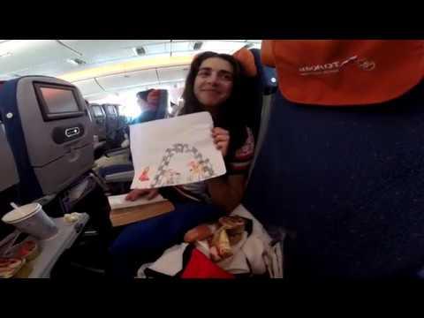 Путешествие из Москвы в Израиль/ Такси, самолет, поезд, такси. Регистрация на Epic Israel 2019