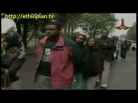 Addis Ababa Residents Continue to Mourn Meles Zenawi