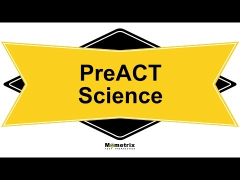 Free PreACT Science Study Guide