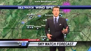 WMYA (WLOS) News 13 on My40 at 10 Open 10/22/2014