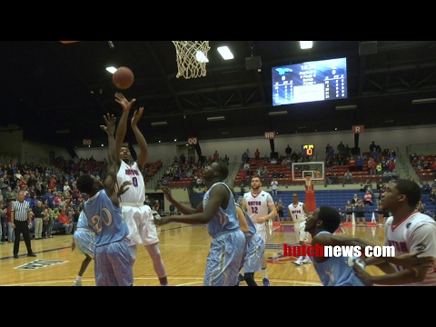 Hutchinson Community College defeats Colby Men's Basketball 102-92