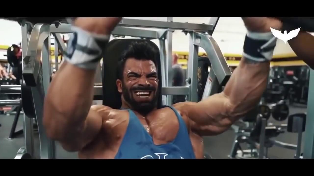 Chest Workout - Sergi Constance ????