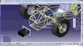 COEP TOR Design in CATIA