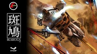 Ikaruga  PC  - Gameplay ►