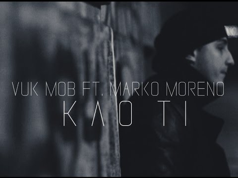 VUK MOB FT MARKO MORENO - KAO TI (2015) Official Video ᴴᴰ
