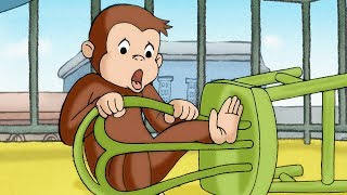 Curious George 🐵 1 Hour Compilation 🐵 English Full Episode 🐵 Cartoons For Children thumbnail