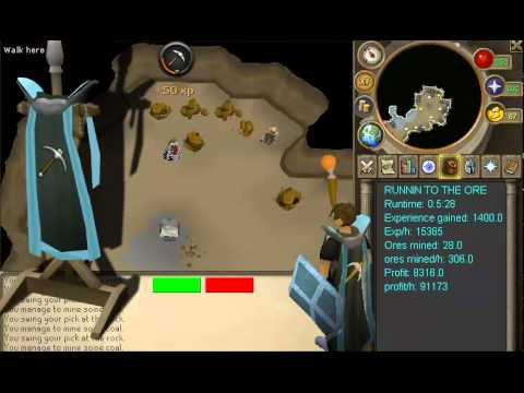 Resource dungeon coal mining bot 3-28-2012