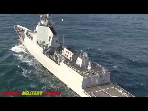 Spanish Military Power | Spanish Navy | beyond the seas
