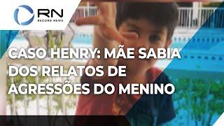 Caso Henry: babá informou mãe sobre queixas de agressão feitas por menino