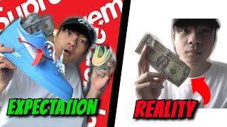 Sneaker Botting - EXPECTATION VS REALITY