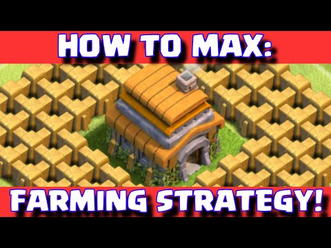 Clash Of Clans FARMING STRATEGY Townhall 6 | BEST ARMY Troops At Lower TownHall Levels!