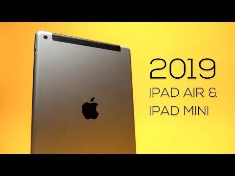 2019 IPad Mini & IPad Air - Early Look!